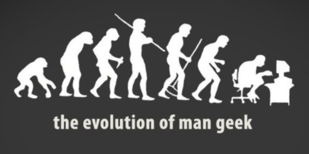EvolutionOfGeek