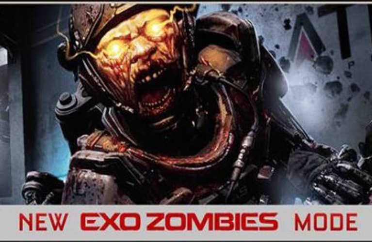 Call Of Duty Advanced Warfare : Le trailer Exo Zombies de Carrier
