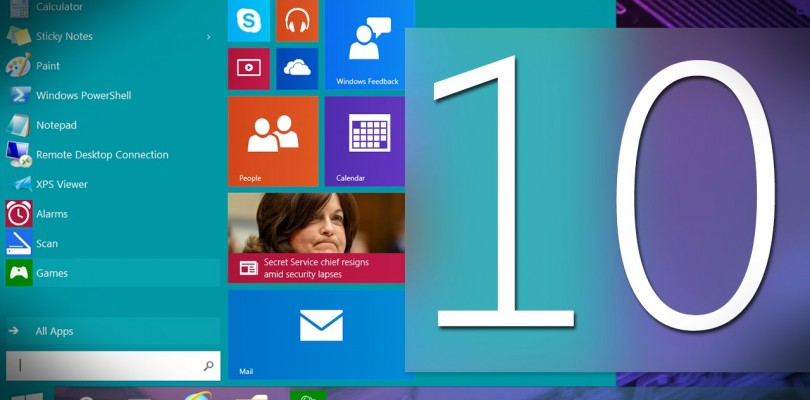 Windows 10 : Date de sortie