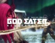 God Eater Ressurrection : un nouveau trailer durant le TGS 2015