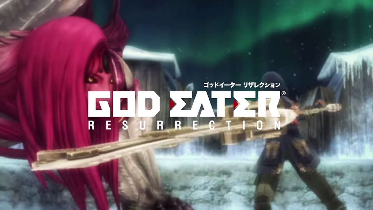 God Eater Ressurrection