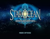 Star Ocean 5: integrity and Faithlessness vidéo Gameplay du jeu et coffret collector
