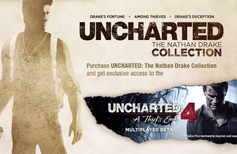 Uncharted : The Nathan Drake Collection plus d'informations et une vidéo de gameplay