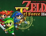 The Legend of Zelda: Tri Force Heroes la démo disponible avec des codes