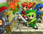 The Legend of Zelda: Tri Force Heroes présentation des costumes et un Let's Play