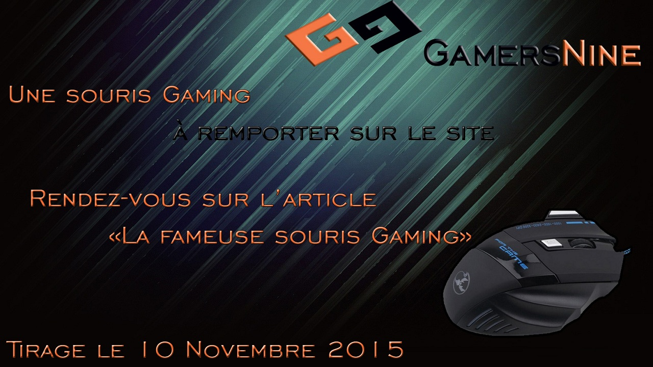 concours gamersnine