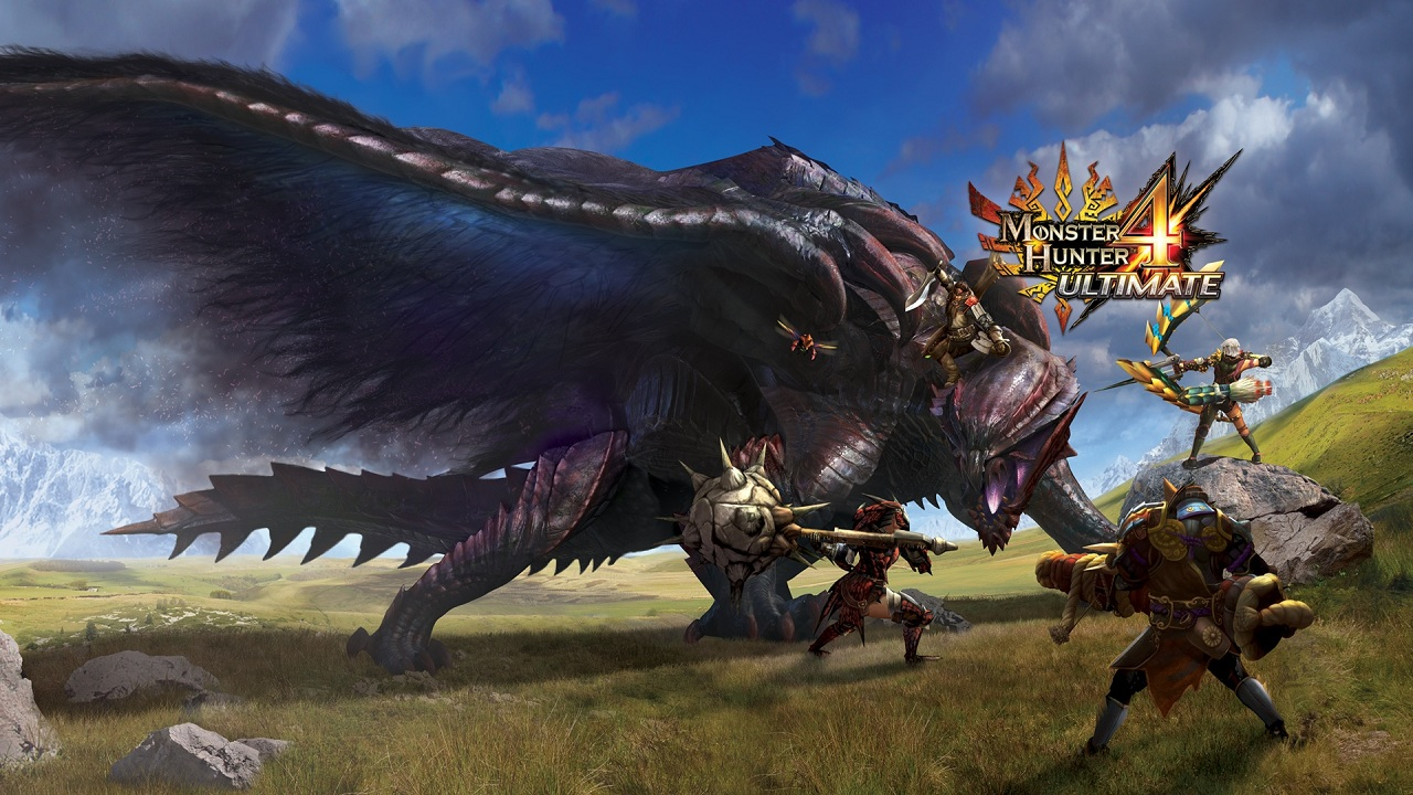 Monster Hunter 4 Ultimate 111115 image 1
