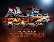 Tekken 7 : Fated Retribution le système « RAGE ATTACK »