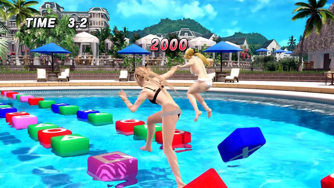 Dead or Alive Xtreme 3 03032016 image 1
