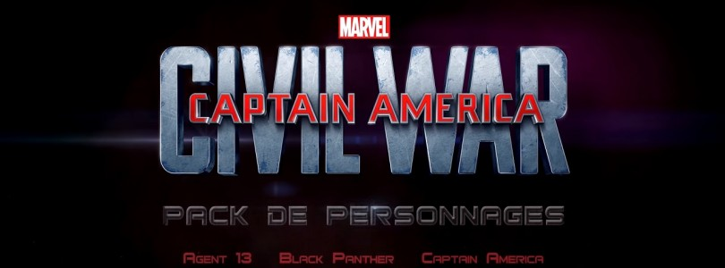LEGO Marvel's Avengers : présentation du pack Captain America: Civil War et Ant-Man