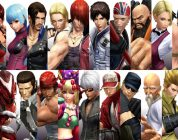 The King of Fighters XIV : de nouveaux personnages Sylvie Paula Paula, Kim, et Vice