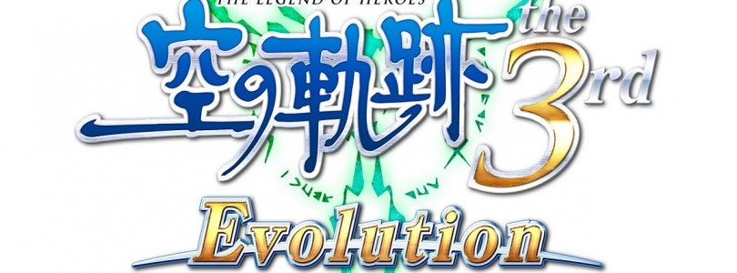 The Legend of Heroes: Trails in the Sky the 3rd Evolution sortira le 14 Juillet au Japon
