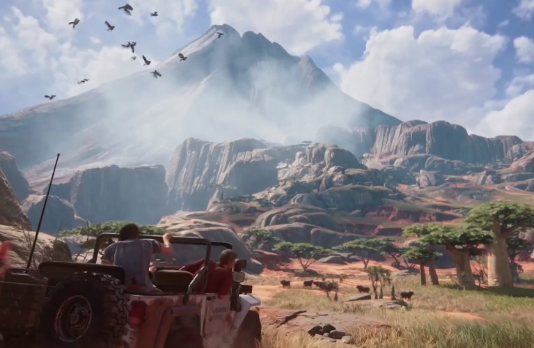 Uncharted 4 : vidéo Making of 3 : Donner vie partie 2