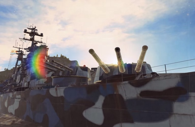 World of Warships : contenu de la mise à jour 0.5.4