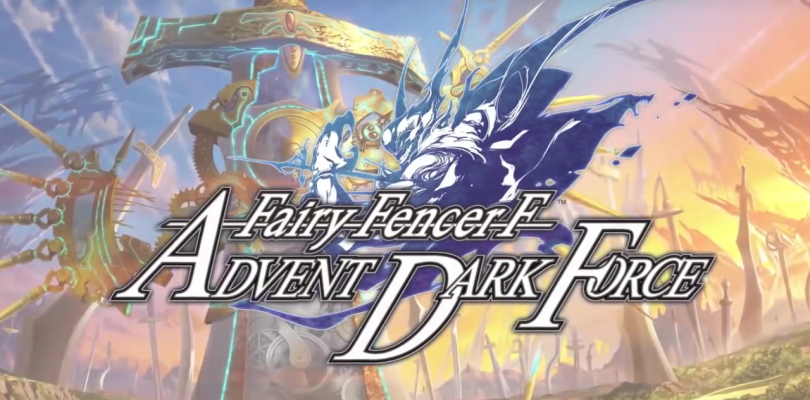 Fairy Fencer F : Advent Dark Force, screens et personnages