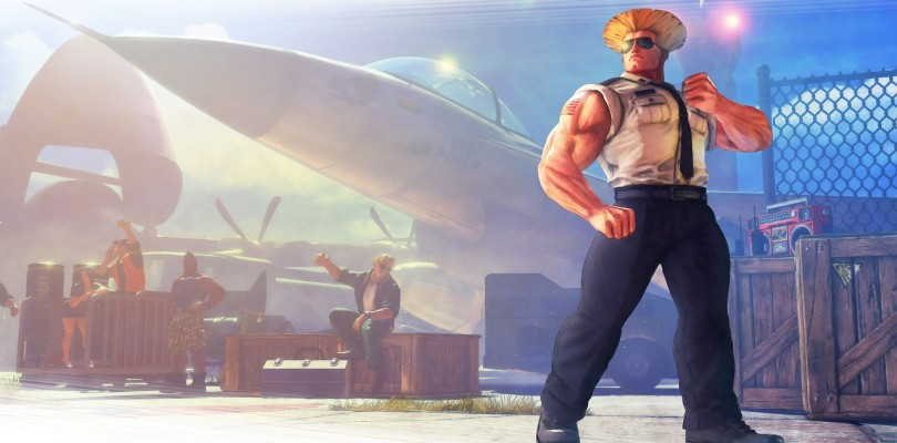 Street Fighter V : Guile est daté