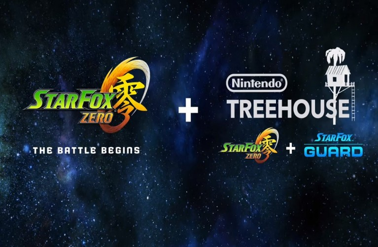 Star Fox Zero : le teaser du court-métrage The Battle Begins