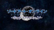 Sword Art Online: Hollow Realization – Nouvelle vidéo de gameplay