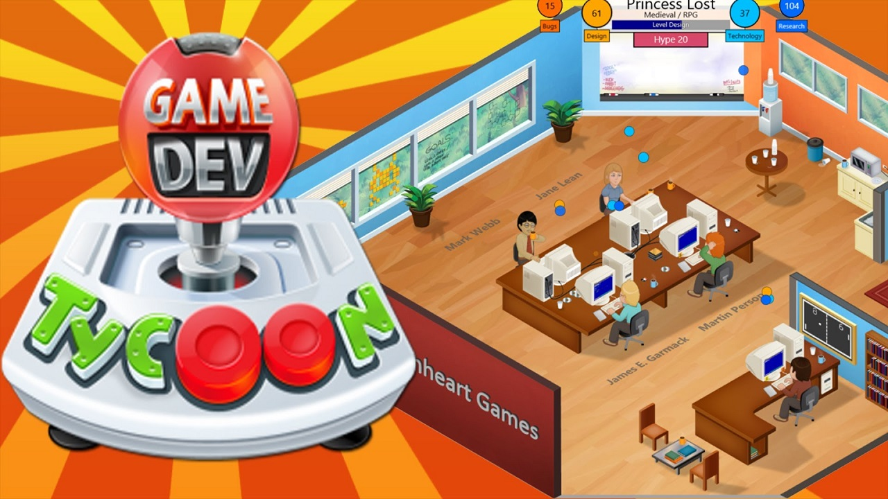 Game Dev Tycoon 22052016 image 2