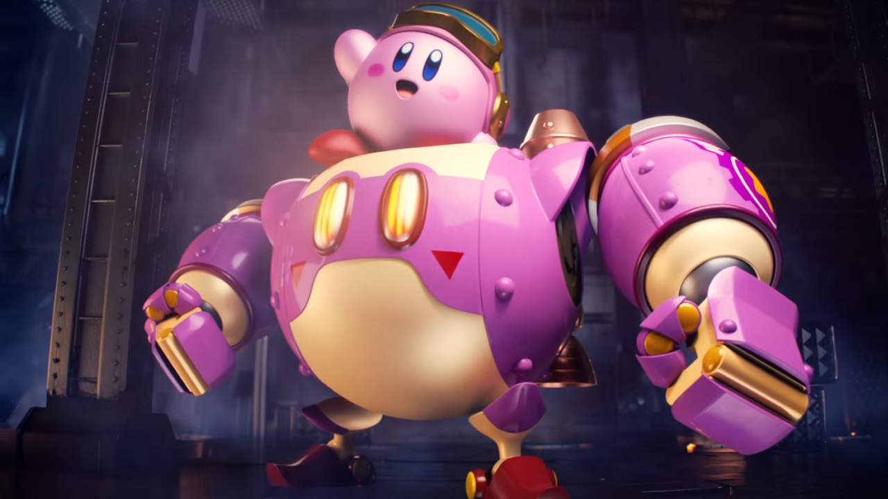 Kirby Planet Robobot PS4 24052016 image 1