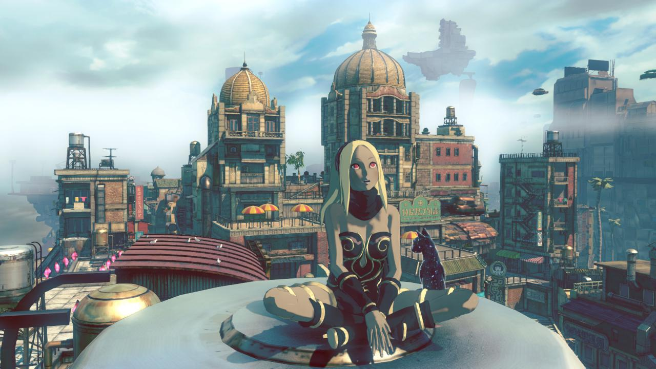 Gravity Rush 16062016 image 1
