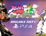 Jojo's Bizarre Adventure: Eyes of Heaven – Trailer chapitre 8