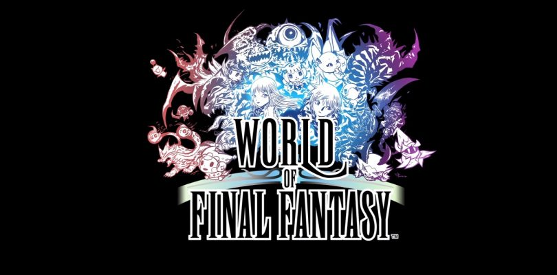 World Of Final Fantasy : La présence de Rikku