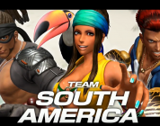 The king of fighters XIV : La team South America
