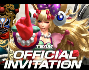 The king of fighters XIV: La team Official Invitation