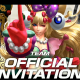 The king of fighters XIV : La team Official Invitation