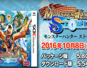 Monster Hunter Stories : 4 monstres en vidéos