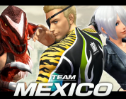 The king of fighters XIV : La Team Mexico