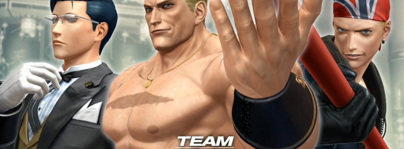 The king of fighters XIV: La Team South Town