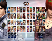 The king of fighters XIV: Trailer gamelay