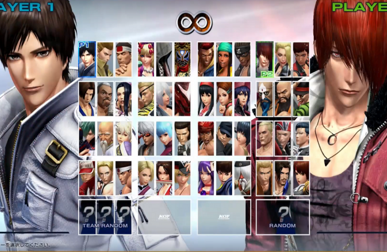 The king of fighters XIV : Trailer gamelay