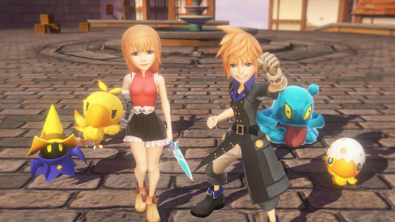 World of Final Fantasy 08082016 image 1