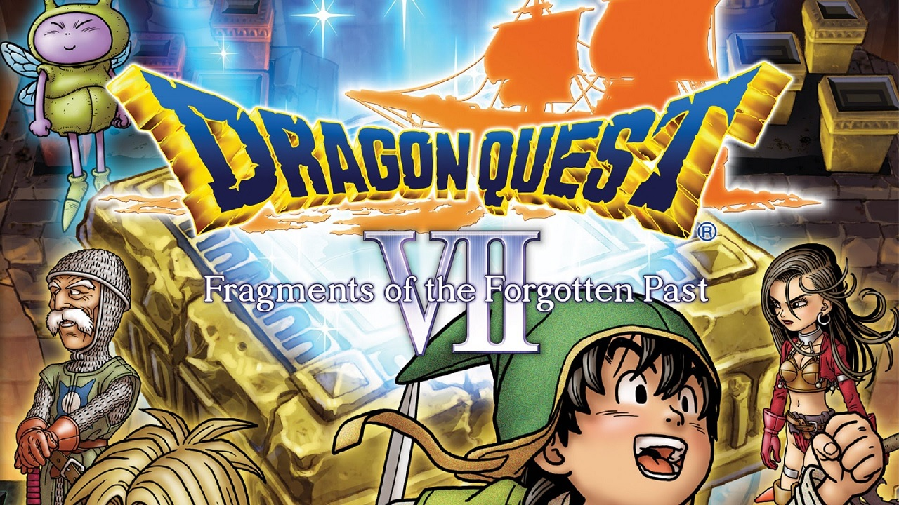 dragon quest VII 31.08.2016 image 1