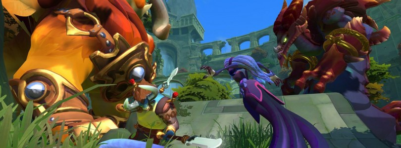 Gigantic : Perfect World annonce du nouveau sur son MOBA