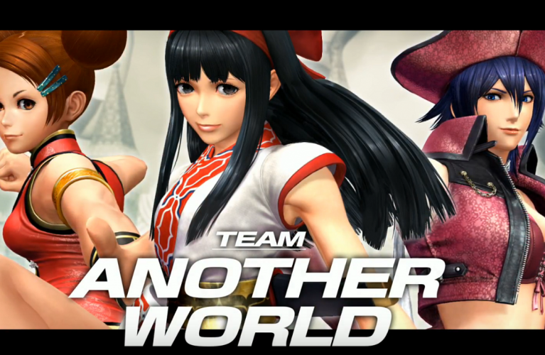 The king of fighters XIV : Team Another World