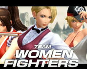 The king of fighters XIV: Team Women Fighters