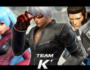 The King of Fighters XIV: La Team K'