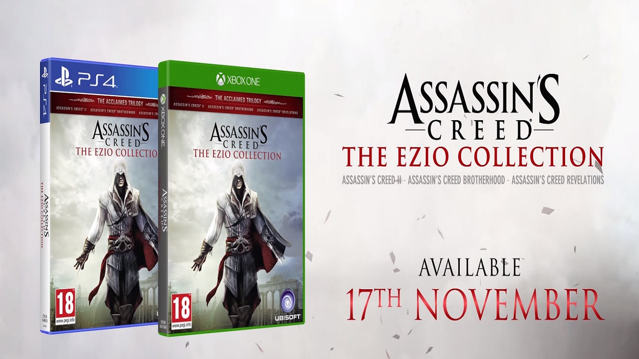 Assassin's Creed Ezio 14092016 image 1