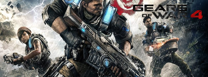 Gears of War 4 : Trailer et informations