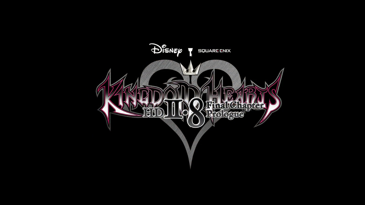 kingdom hearts HD 2.8 26.09.2016 image 1