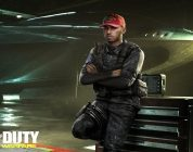 Lewis Hamilton dans Call of Duty: Infinite Warfare