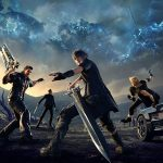 Final Fantasy XV : un compte à rebours sur le site officiel