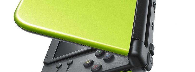 Nintendo 3DS XL : Edition Special Exclusive Amazon
