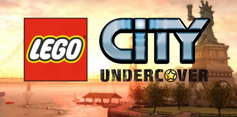 LEGO City Undercover sortira sur PS4, Xbox One, Nintendo Switch et PC