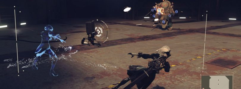 NieR: Automata : La « Blade Engine » de Final Fantasy XV enfin visible