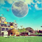 No Man's Sky : Foundation mal coulée